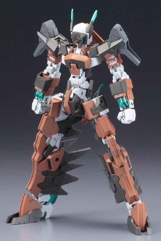 POINTNET.COM.HK - 壽屋 模型 1/100 Frame Arms RF-Ex10 Barucya改