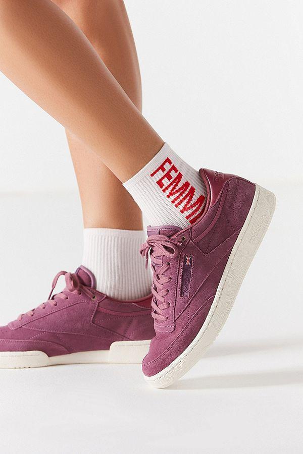 b0eea7b306aea Slide View  2  Reebok Club C 85 MCC Sneaker