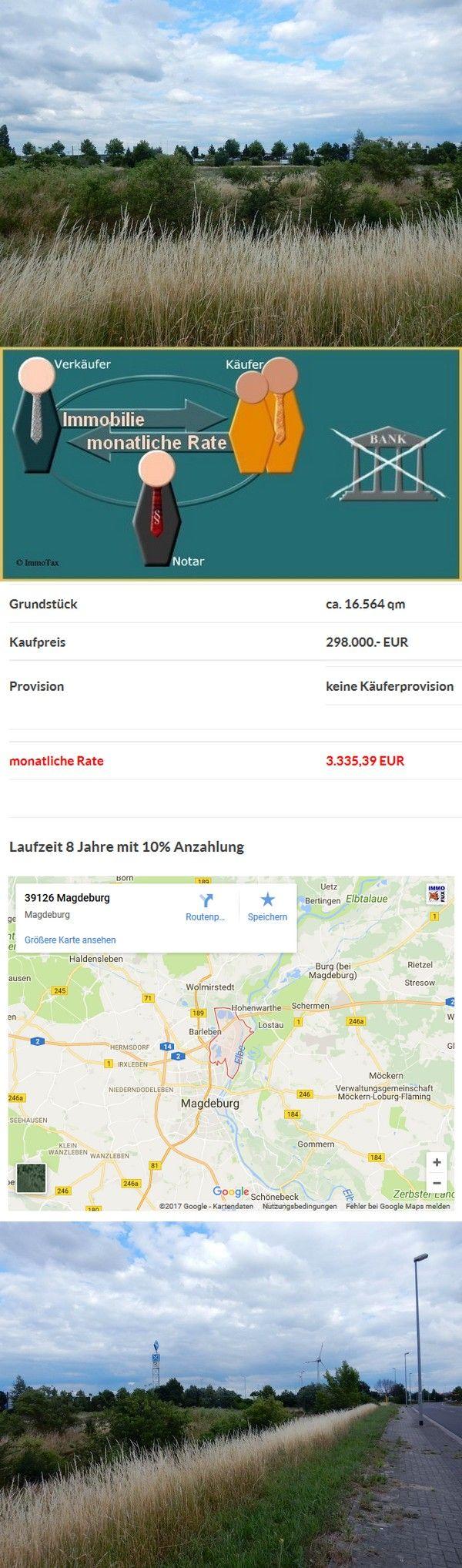 Gewerbegrundstück in 39126 Magdeburg Rothensee zu verkaufen -->  http://mietkauf-immo.de/immobilienportal/top-angebote/?artid=14618 #Mietkauf #Ratenkauf #Immobilien #Verkauf #Grundstück #Gewerbegrundstück #Magdeburg #Rothensee