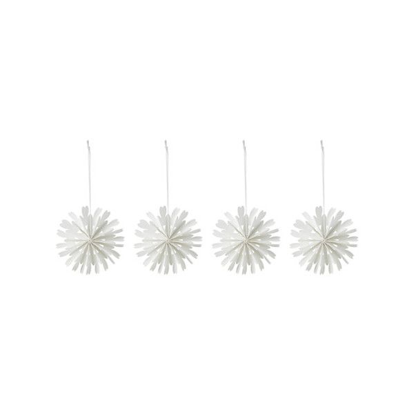 Paper Snowflakes - How To Decorate For The Holidays With IKEA - Photos