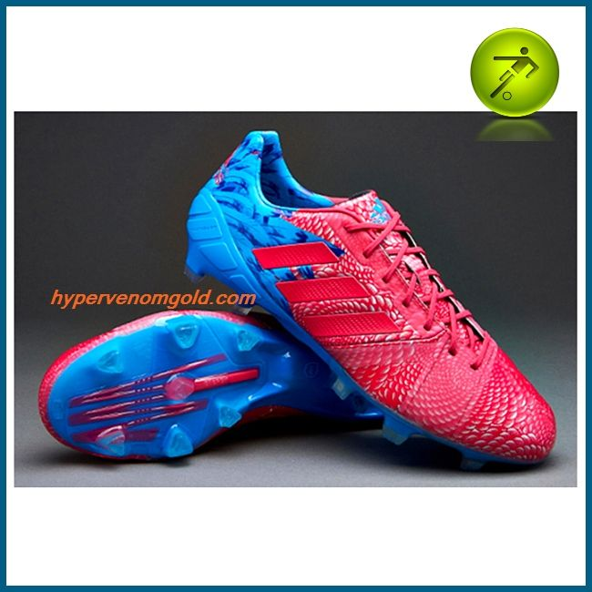 Adidas Nitrocharge 1.0 Carnaval Fg World Cup Berry Blue Kyle Lafferty  Football Boots