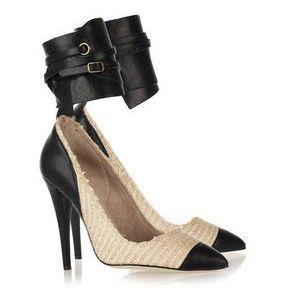 Isabel Marant Closed Toe Slip Heels
