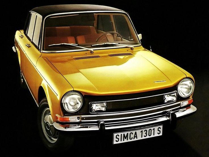 Simca 1301/1501 (1963-1975) < (116) https://de.pinterest.com/erik2684/simca/