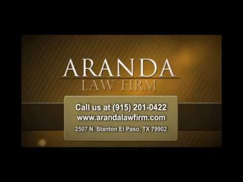 12 best law firm el paso tx images on pinterest youtube watches the aranda law firm is committed to providing our clients with great representation and guidance through the entire legal process our experienced law firm solutioingenieria Images