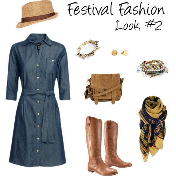 """Fall Festival Fashion Look #2"" by austenhillrichmond on Polyvore"