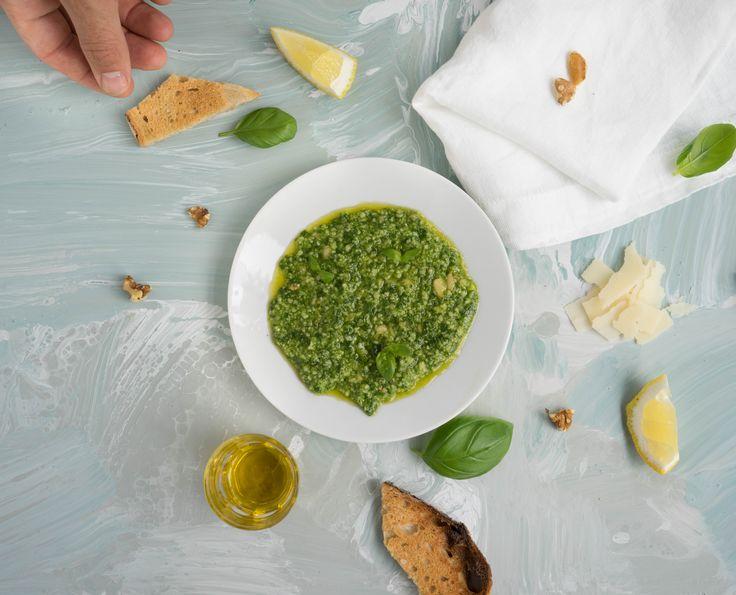 Home made Pesto