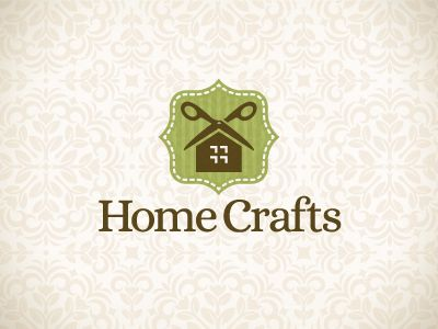 Homecrafts #logo #design #inspiration