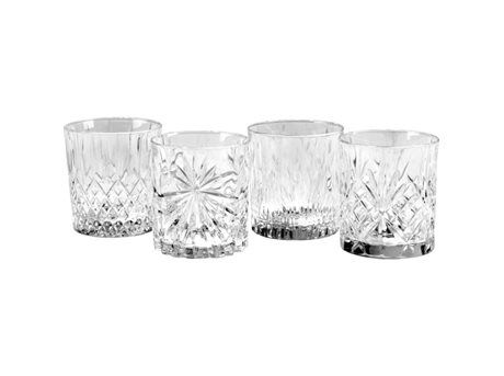 Lyngby Glas Selection Whiskyglas 30 cl 4 stk.
