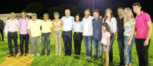 Secretário participa da aberta da Copa Sul Americana de Futebol em Goioerê