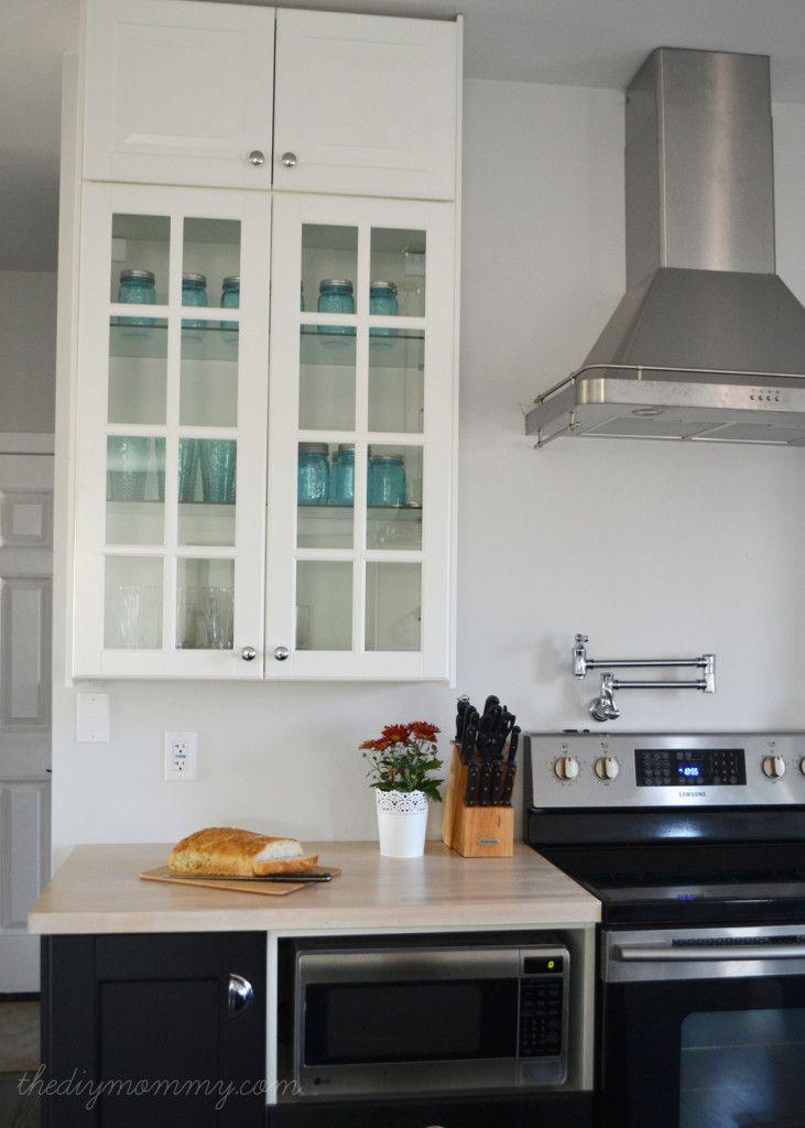 17 Best Images About Ikea Lidingo Kitchens On Pinterest Kashmir White Granite House Tweaking