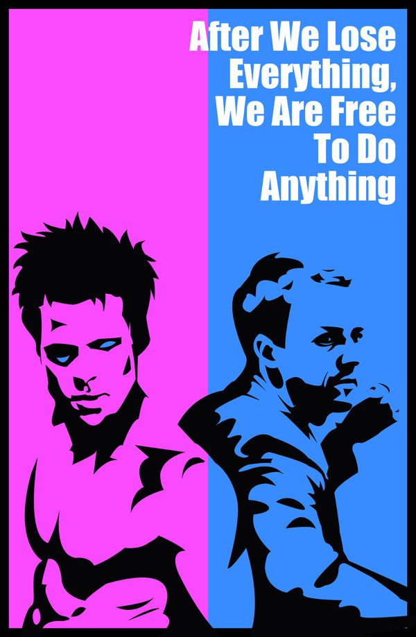 25+ great ideas about Fight club brad pitt on Pinterest