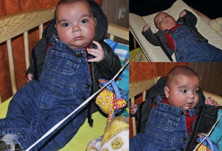 To zdjęcie bierze udział w konkursie Modne Dziecko  http:// allegro.pl/dzial/dziecko styl: denim
