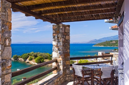 pelion villa - we will see you in Sept