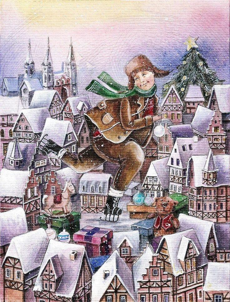 Яна фефелова открытки