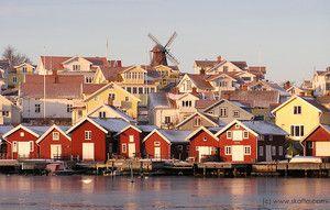 Fiskebäckskil, Sweden.