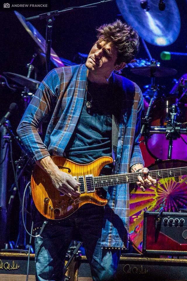 John Mayer grateful Dead Dead And Co Ny 2015