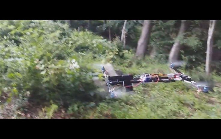 Investigan video joven modificó drone para que pueda disparar armas. VIDEO AQUI: http://www.audienciaelectronica.net/2015/07/23/investigan-video-joven-modifico-drone-para-que-pueda-disparar/