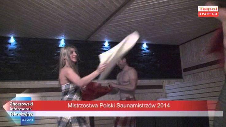 Mistrzostwa Polski Saunamistrzów 2014 #sauna #aufguss