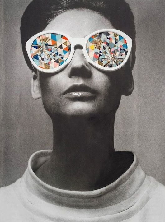 collages by Kelly O'Connor:
