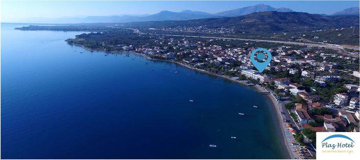 Plaz Hotel Selianitika Beach-Egio Achaias