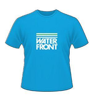 Waterfront Logo T-shirt