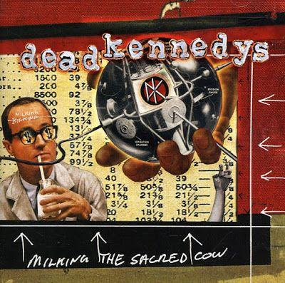 SAM-COMICS: Dead Kennedys - Milking the Sacred Cow - Coletânea...