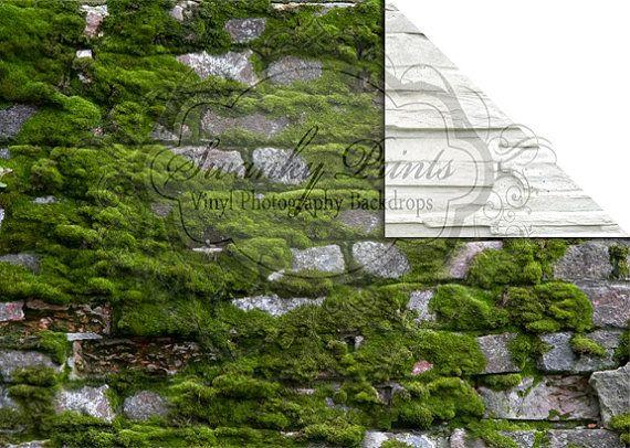 NEW ITEM / 7ft x 5ft REVERSIBLE Vinyl Backdrop / by SwankyPrints