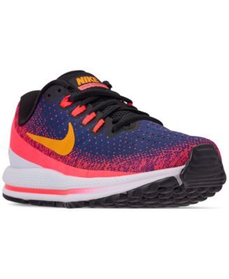 12ddcfd793e Nike Women s Air Zoom Vomero 13 Running Sneakers from Finish Line - Blue 9.5