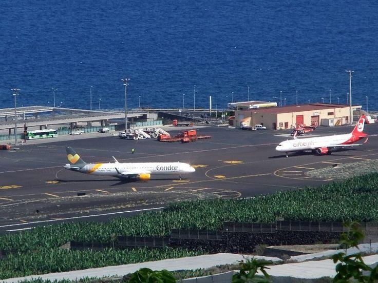 La Palma Aktuell: Notlandung und mehr Fluggäste