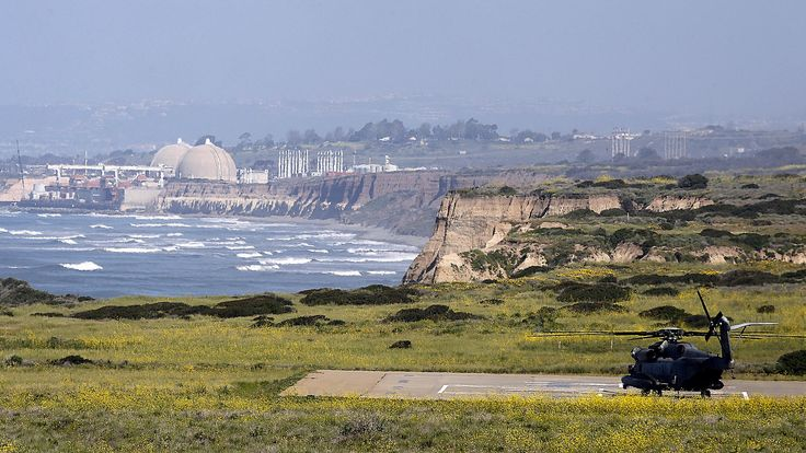1,800 tons of radioactive waste has an ocean view and nowhere to go - LA Times