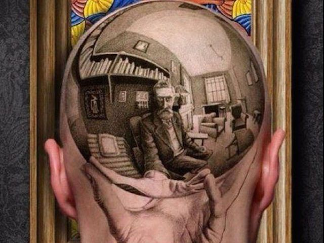 10 Incredible Tattoos That Qualify as Fine Art - TopTenz.net