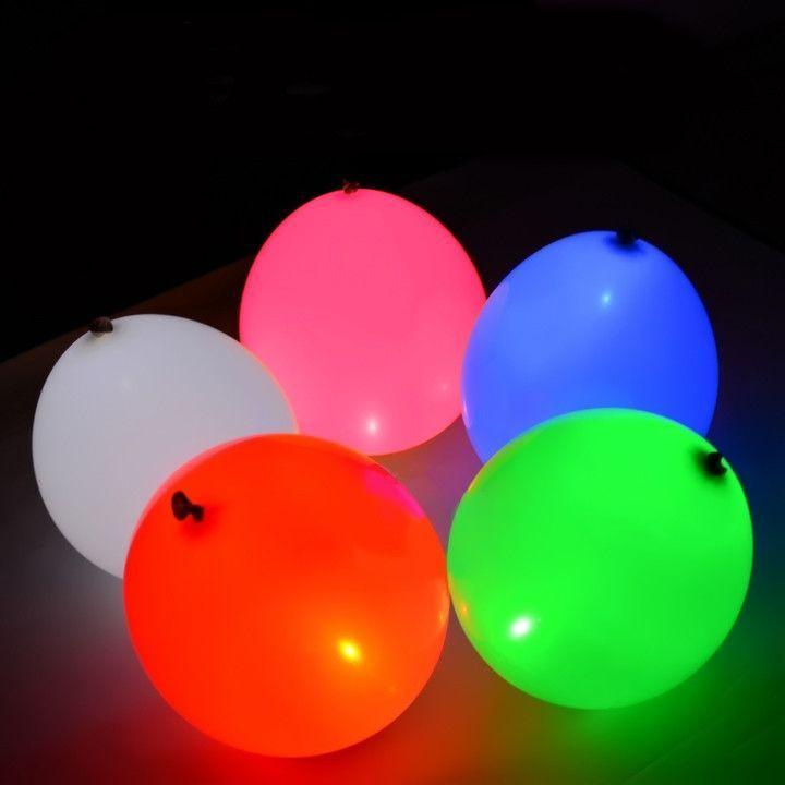 Balloon LED Lamp