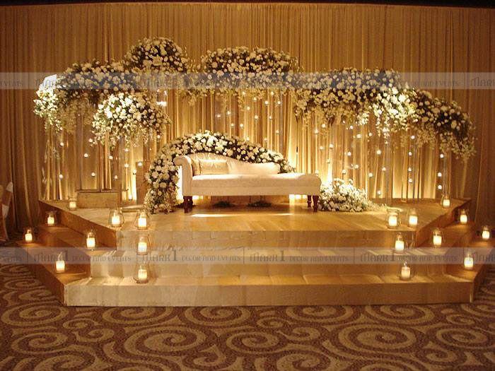 Best 25 Wedding Stage Decorations Ideas On Pinterest