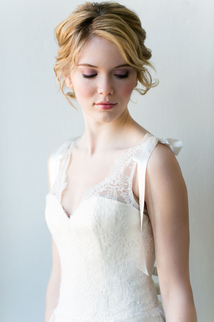 48 best wedding images on Pinterest | Bridal hairstyles, Bridal hair ...