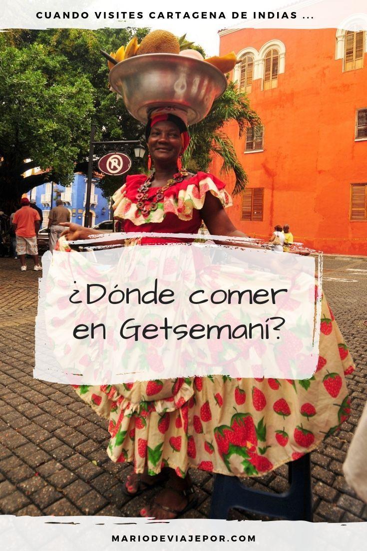Comer En Cartagena Rico Y Barato Paradise