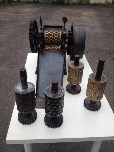 Antike Bonbonmaschine (Walzen, Stanze u.s.w.) in Baden-Württemberg - Filderstadt   Kunst und Antiquitäten gebraucht kaufen   eBay Kleinanzeigen