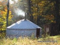 buyayurt - Two Girls Farm & Yurts - yurts for sale, can be customized, in New Hampshire