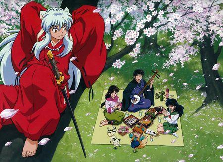 Resultado de imagen de inuyasha wallpaper