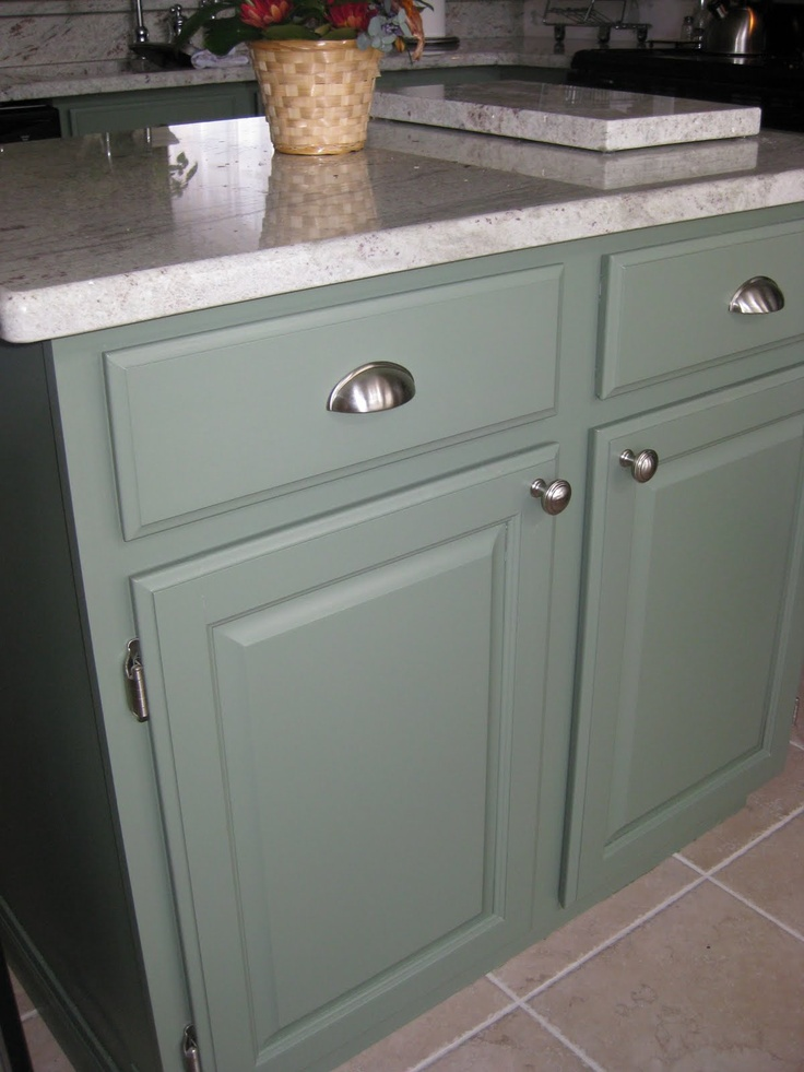 green kitchen cabinet humble 1021 painting cabinets house and home 16052