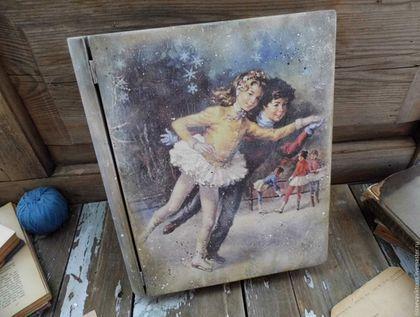 Купить или заказать 'Memories' - Большая книга-шкатулка из массива дерева в интернет-магазине на Ярмарке Мастеров. ПРОДАНО Очень большая и массивная книга-шкатулка из массива дерева( ни грамма фанеры)...добротная и настоящая вещь .... В цветовой гамме доминируют бледно-голубые тона.... Использованы экологически чистые материалы,акриловые грунты, лаки, краски на водной основе.…