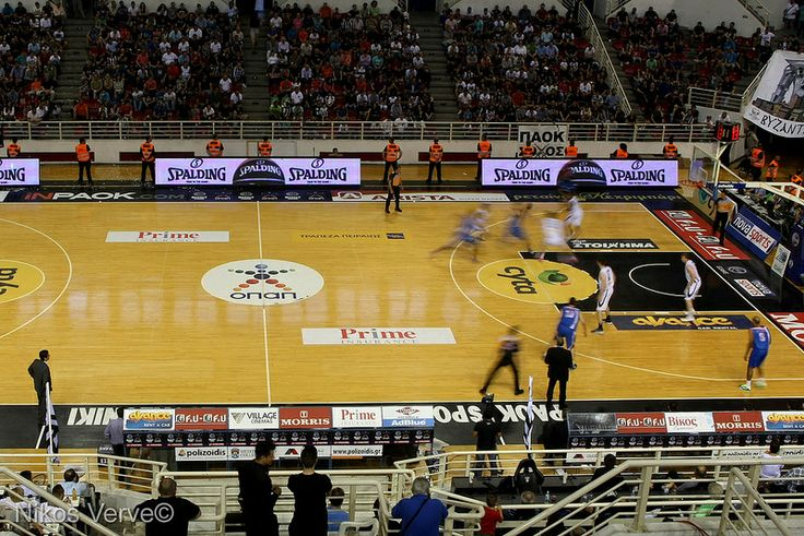 Paok - Panionios Greek Basket League