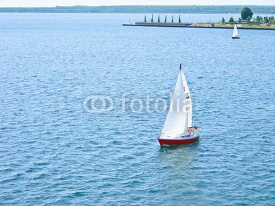 Segelboot: Best Prei, Online Image Database, Auf Fotolia Com, Image For, Image Database And, See It, Browse Them, 32867254 Auf