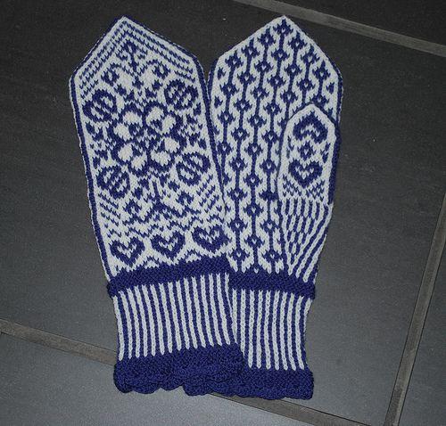 Bianca's mittens