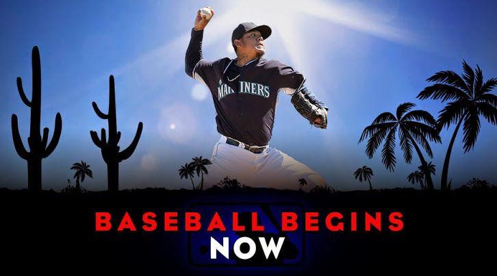It is time. Baseball begins