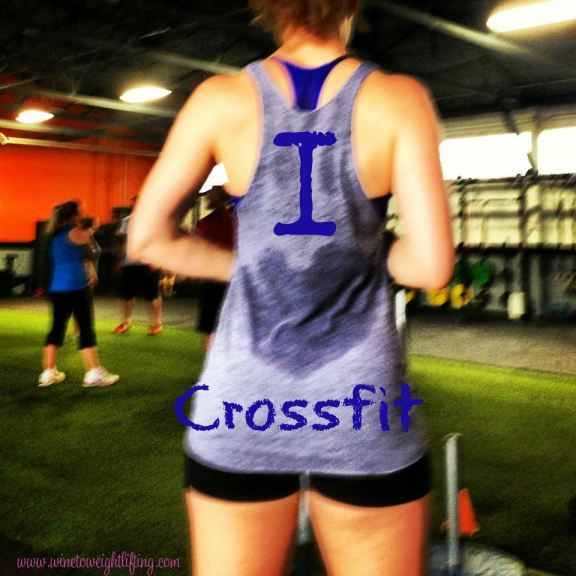 8 Reasons You Should Compete in a Crossfit Competition - Wine to Weightlifting @Jennifer Hudy