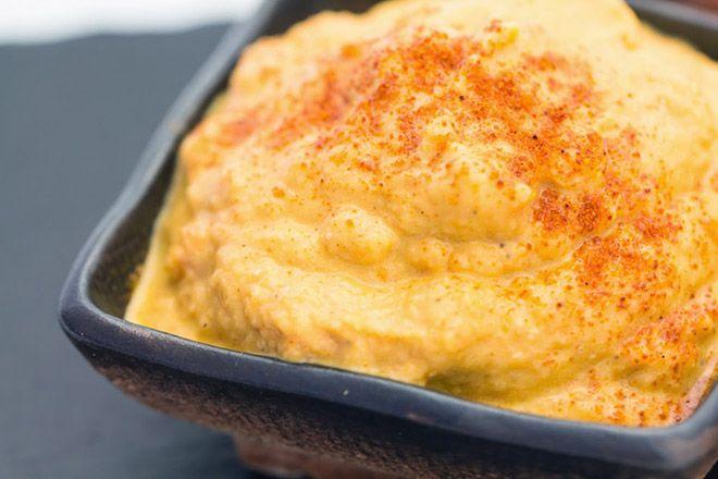Mayonesa de Zanahoria | Recetas Veganas Vegetarianas