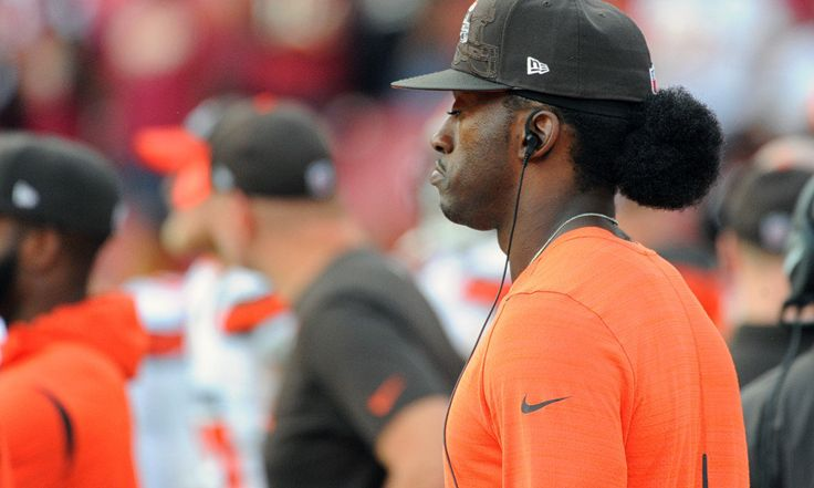 Report: Browns will release Robert Griffin III = A former Heisman Trophy winner is going to be on the market. Reports indicate that the Browns will release QB Robert Griffin. Being released by the Browns, who are in desperate need of a franchise QB, says a lot about where Griffin's career has gone. After he won the Heisman at Baylor, he was a hot name in the NFL Draft. Andrew Luck went first overall, to the Colts, but then the Washington Redskins traded a ton of assets to move up to No. 2…