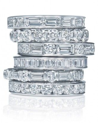 Wedding Bands For Her | Martha Stewart Weddings