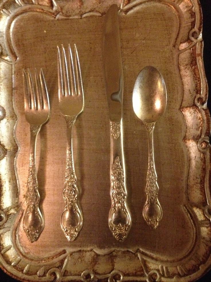 83 Best Flatware Images On Pinterest Cutlery Flatware