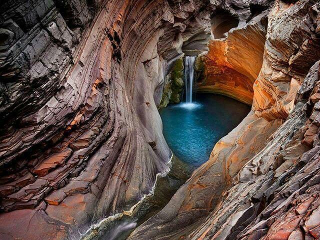 Karajini national park, western Australia